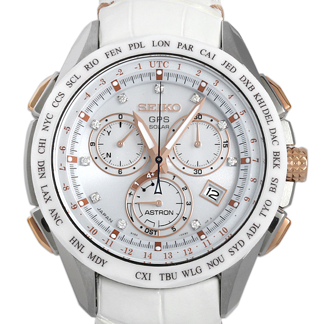 【48回払いまで無金利】セイコー アストロン 2014リゾート限定モデル SBXB021 メンズ(0014SEAU0008)【中古】【腕時計】【送料無料】