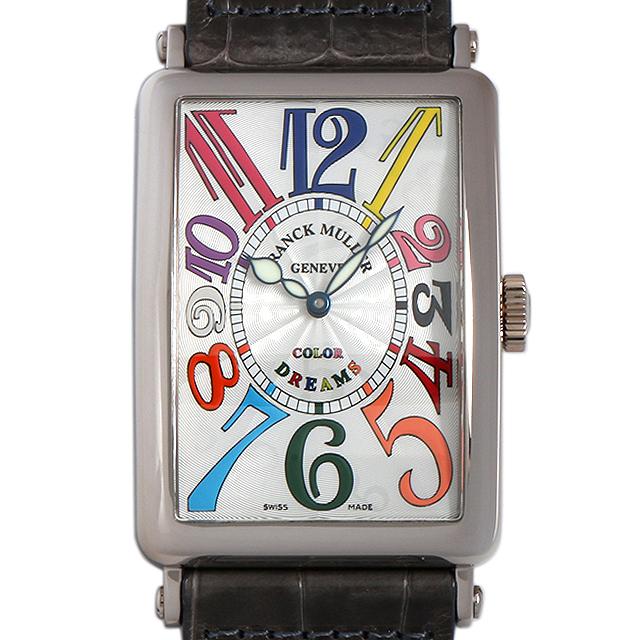 SALE フランクミュラー ロングアイランド カラードリームス 1200SC COL OG メンズ(091MFRAU0001)【中古】【腕時計】【送料無料】
