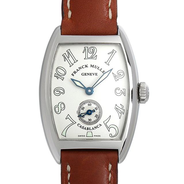 【48回払いまで無金利】フランクミュラー カサブランカ 1750S6 CASA AC レディース(09ATFRAU0001)【中古】【腕時計】【送料無料】