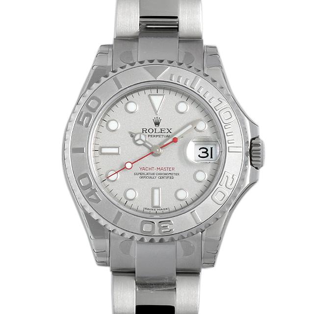 【48回払いまで無金利】ロレックス ヨットマスターロレジウム 168622 ボーイズ(ユニセックス)(006MROAN0010)【新品】【腕時計】【送料無料】