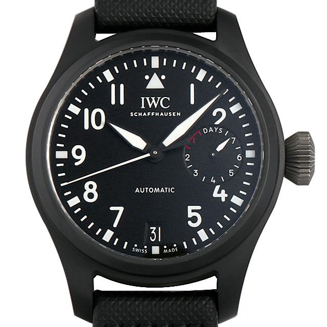 【48回払いまで無金利】IWC ビッグパイロットウォッチ トップガン IW502001 メンズ(002NIWAN0006)【新品】【腕時計】【送料無料】