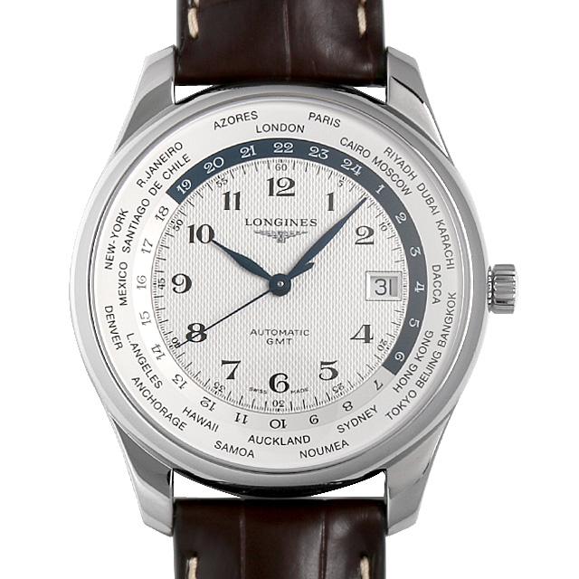 【48回払いまで無金利】ロンジン マスターコレクション GMT L2.802.4.70.3 メンズ(002NLGAN0003)【新品】【腕時計】【送料無料】