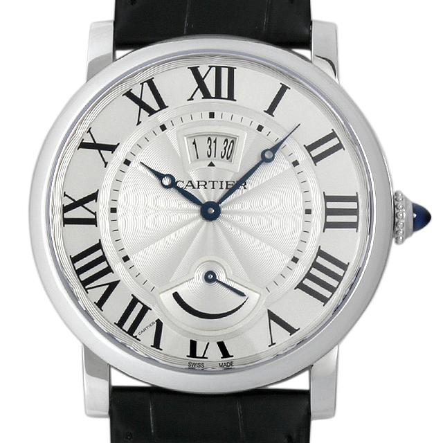 【48回払いまで無金利】カルティエ ロトンド パワーリザーブ W1556369 メンズ(0066CAAN0514)【新品】【腕時計】【送料無料】