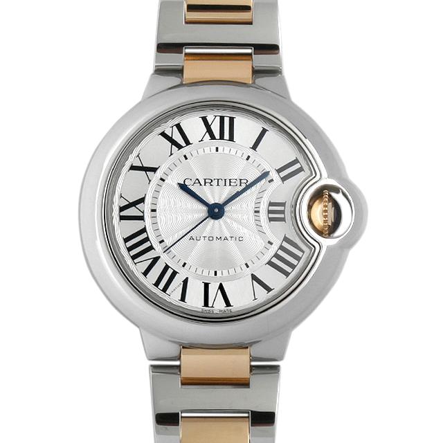【48回払いまで無金利】カルティエ バロンブルー W2BB0002 レディース(0066CAAN0487)【新品】【腕時計】【送料無料】
