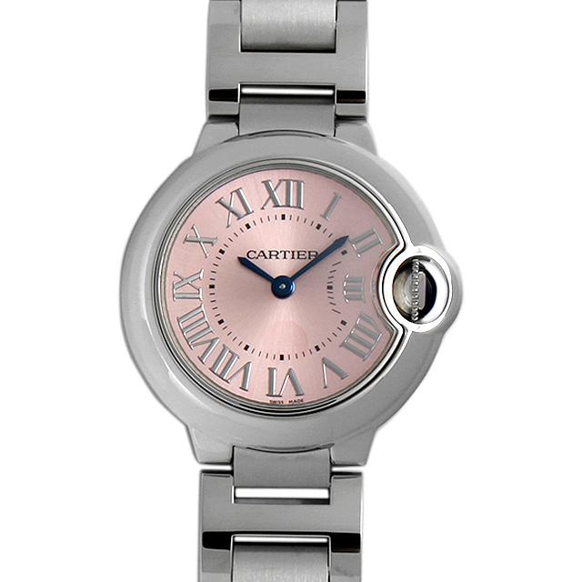 カルティエ バロンブルー SM W6920038 レディース(0066CAAN0562)【新品】【腕時計】【送料無料】