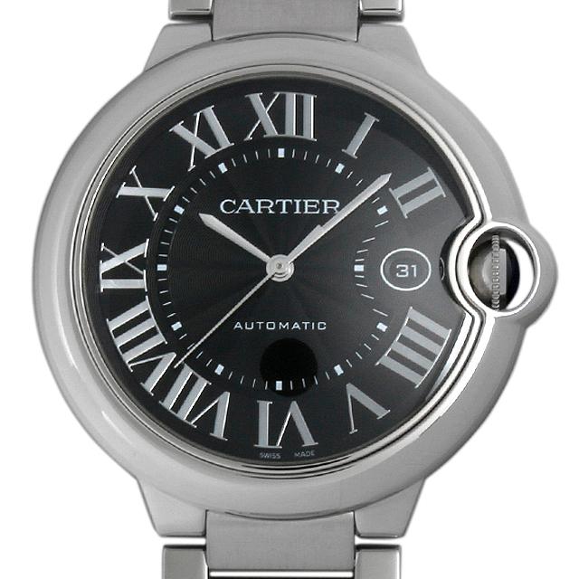 【48回払いまで無金利】カルティエ バロンブルー LM W6920042 メンズ(0066CAAN0510)【新品】【腕時計】【送料無料】