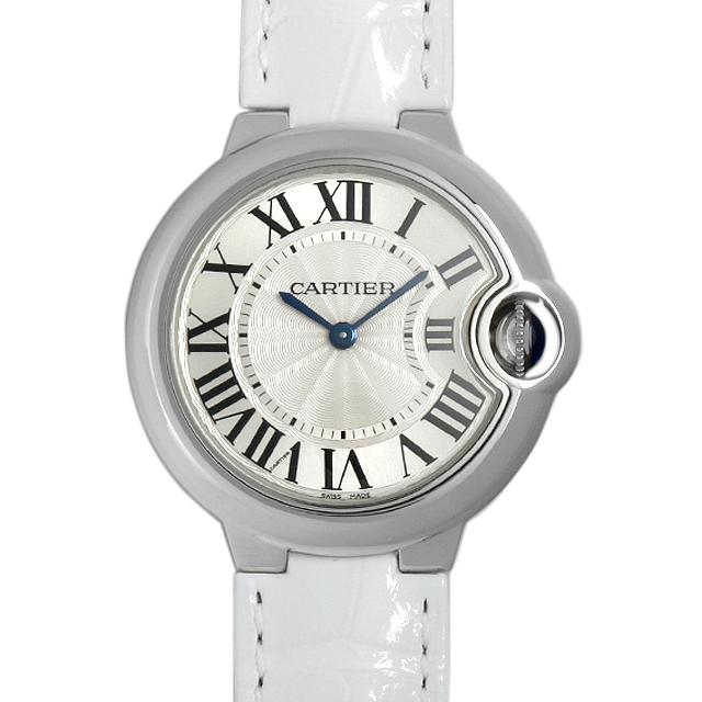 【48回払いまで無金利】カルティエ バロンブルー MM W6920086 ボーイズ(ユニセックス)(0066CAAN0763)【新品】【腕時計】【送料無料】