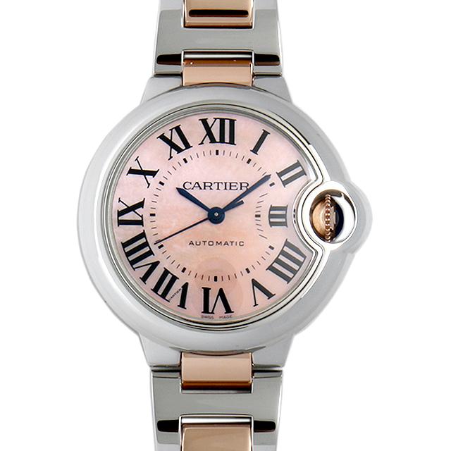 カルティエ バロンブルー W6920098 レディース(0066CAAN0482)【新品】【腕時計】【送料無料】