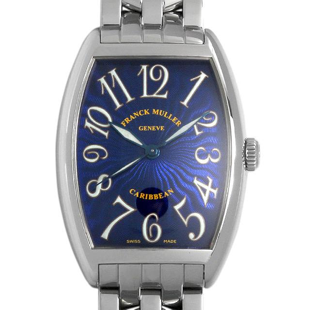 【48回払いまで無金利】フランクミュラー トノーカーベックス カリビアン 2852 CARIBBEAN メンズ(007UFRAU0071)【中古】【腕時計】【送料無料】