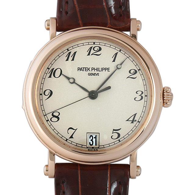 【48回払いまで無金利】SALE パテックフィリップ カラトラバ オフィサー 5053R メンズ(093LPPAU0001)【中古】【腕時計】【送料無料】