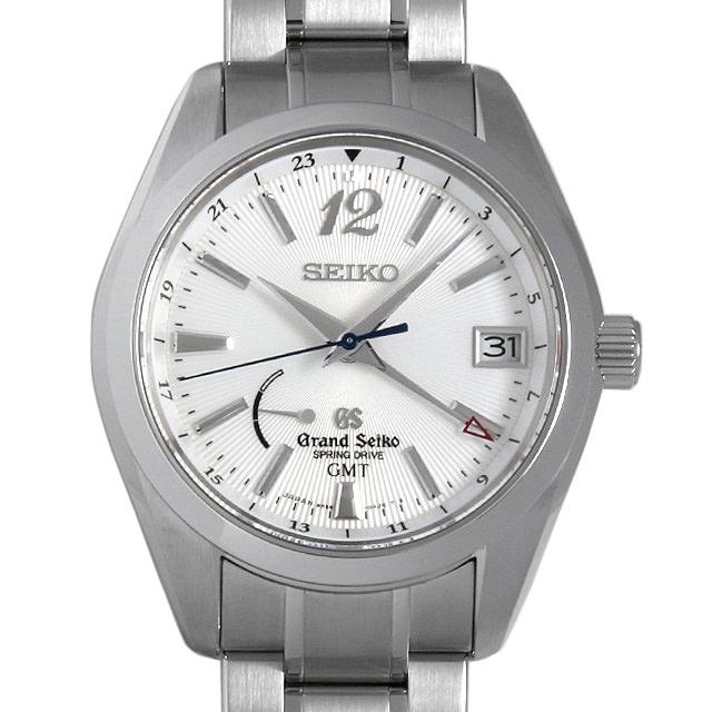 SALE グランドセイコー スプリングドライブ GMT 和光限定モデル SBGE035 メンズ(09WWSEAU0001)【中古】【腕時計】【送料無料】
