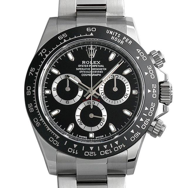 【48回払いまで無金利】ロレックス コスモグラフ デイトナ 116500LN ブラック メンズ(0CCTROAN0103)【新品】【腕時計】【送料無料】