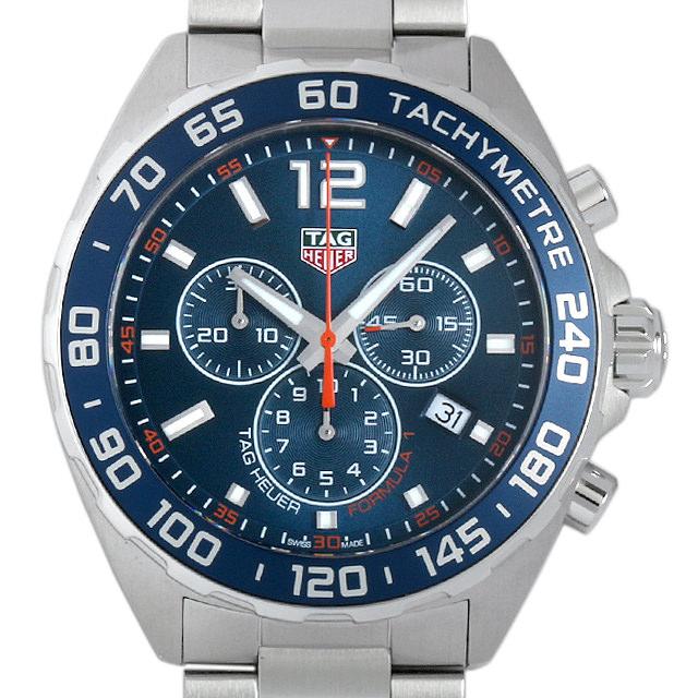 【48回払いまで無金利】タグホイヤー フォーミュラ1 クロノグラフ CAZ1014.BA0842 メンズ(004UTHAN0391)【新品】【腕時計】【送料無料】