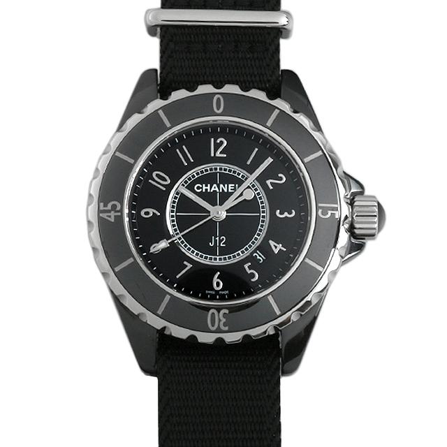 シャネル J12 G.10 GLOSS 黒セラミック H4657 レディース(002GCHAR0003)【新品】【腕時計】【送料無料】