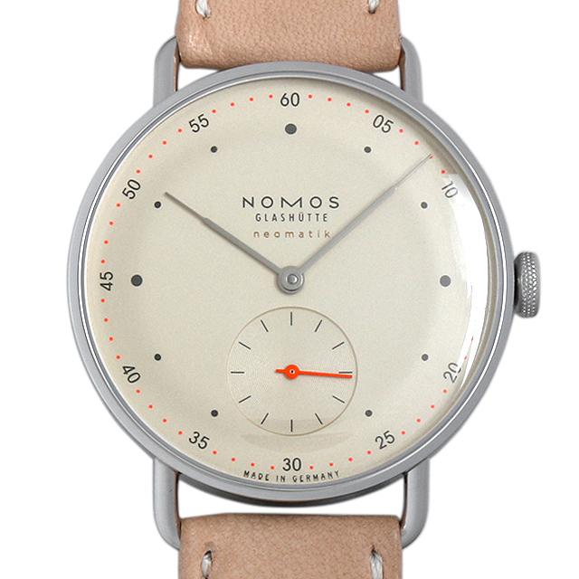 【48回払いまで無金利】ノモス メトロ ネオマティック シャンペイナー MT130014CH2(1107) メンズ(0671NOAN0076)【新品】【腕時計】【送料無料】