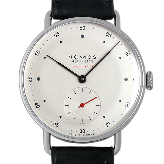 ノモス メトロ ネオマティック MT130014W2(1104) メンズ(002GNOAR0006)【新品】【腕時計】【送料無料】