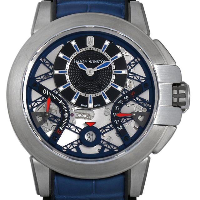 ハリーウィンストン プロジェクトZ10 OCEABI42ZZ001 メンズ(009FHWAN0031)【新品】【腕時計】【送料無料】