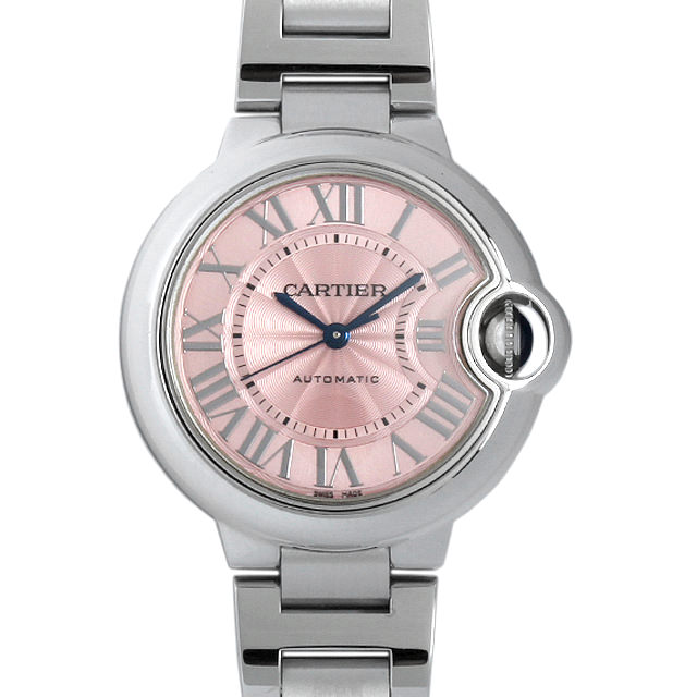 カルティエ バロンブルー 33mm W6920100 レディース(0066CAAN0547)【新品】【腕時計】【送料無料】