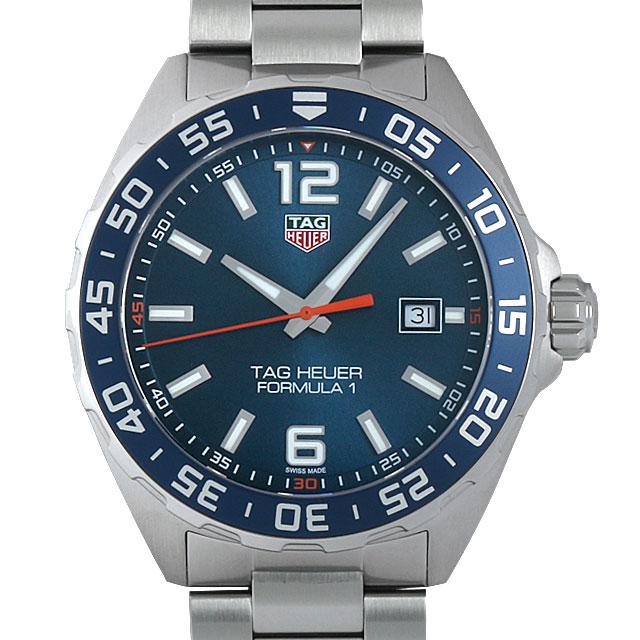【48回払いまで無金利】タグホイヤー フォーミュラ1 WAZ1010.BA0842 メンズ(0039THAN0058)【新品】【腕時計】【送料無料】