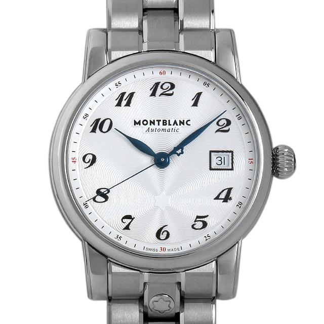 【48回払いまで無金利】モンブラン スターデイト オートマチック 107316 メンズ(003IMLAS0002)【中古】【未使用】【腕時計】【送料無料】