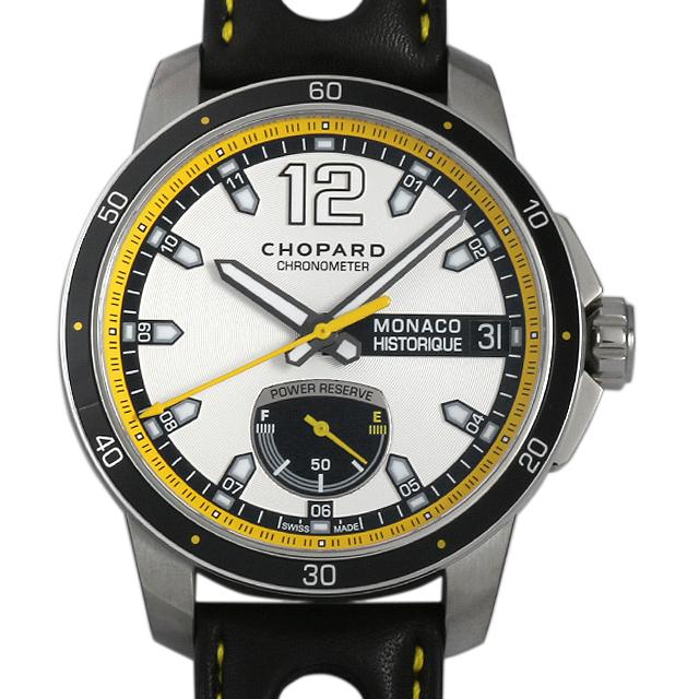 SALE ショパール モナコグランプリ ヒストリック パワーコントロール 168569-3001 メンズ(003ICPAS0001)【中古】【未使用】【腕時計】【送料無料】