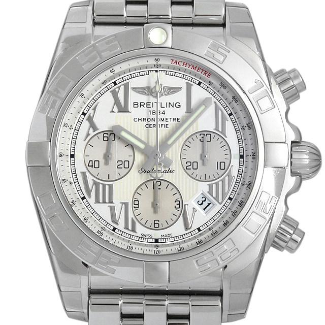 ブライトリング クロノマット44 A011G76PA(AB0110) メンズ(003IBRAS0013)【中古】【未使用】【腕時計】【送料無料】
