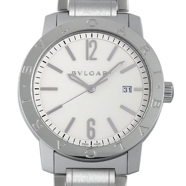 【48回払いまで無金利】SALE ブルガリ ブルガリブルガリ BB41WSSD メンズ(003IBVAS0003)【中古】【未使用】【腕時計】【送料無料】