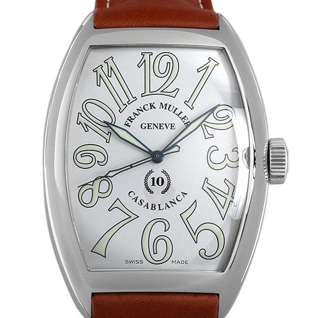 【48回払いまで無金利】SALE フランクミュラー カサブランカ 10周年記念モデル 8880CASA AC メンズ(001HFRAU0042)【中古】【腕時計】【送料無料】
