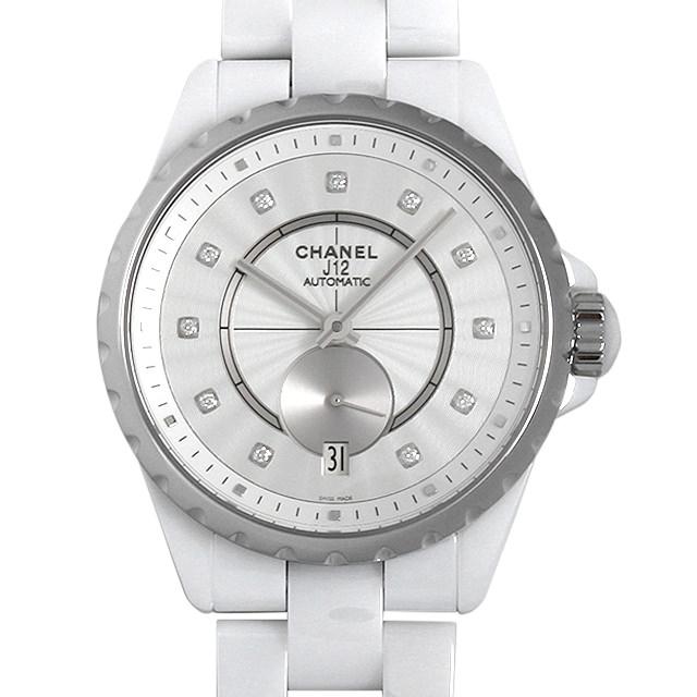 【48回払いまで無金利】SALE シャネル J12-365 H4345 メンズ(006XCHAU0017)【中古】【腕時計】【送料無料】