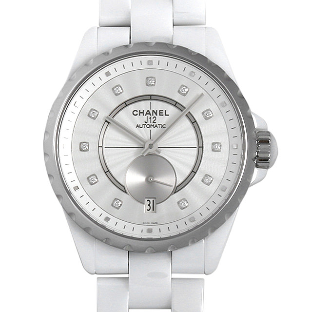 SALE シャネル J12-365 H4345 メンズ(006XCHAU0017)【中古】【腕時計】【送料無料】