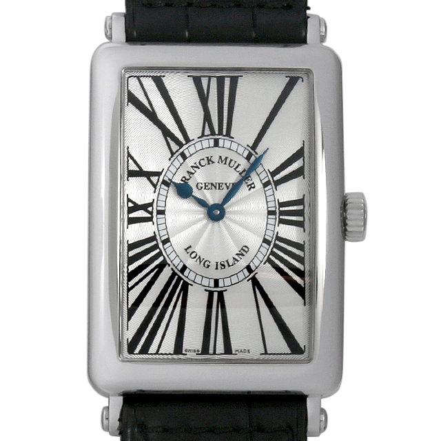 SALE フランクミュラー ロングアイランド 1000QZ AC メンズ(007UFRAU0085)【中古】【腕時計】【送料無料】