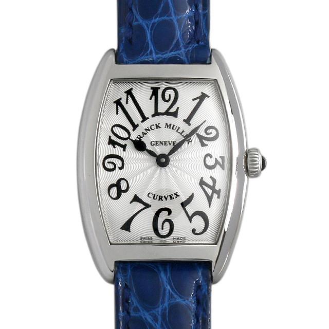 【48回払いまで無金利】フランクミュラー トノーカーベックス 1752 B QZ AC レディース(008KFRAU0024)【中古】【腕時計】【送料無料】