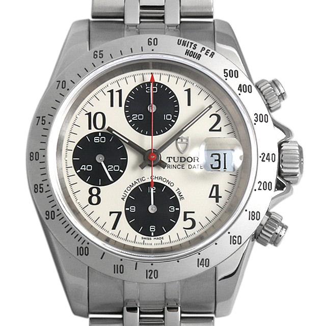 【48回払いまで無金利】チュードル クロノタイム 79280P メンズ(008KTUAU0004)【中古】【腕時計】【送料無料】