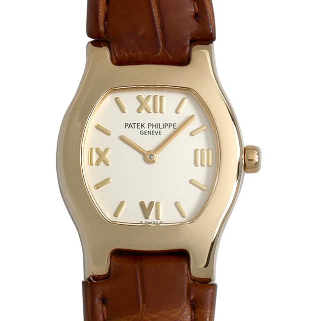 パテックフィリップ ゴンドーロ 4850J レディース(008WPPAU0052)【中古】【腕時計】【送料無料】