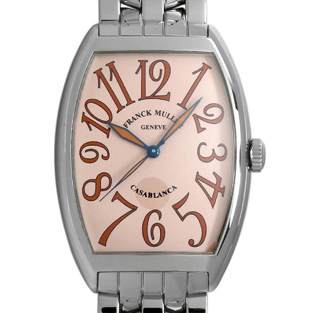 【48回払いまで無金利】フランクミュラー カサブランカ サハラ 6850CASA SAHARA OAC メンズ(009VFRAU0044)【中古】【腕時計】【送料無料】