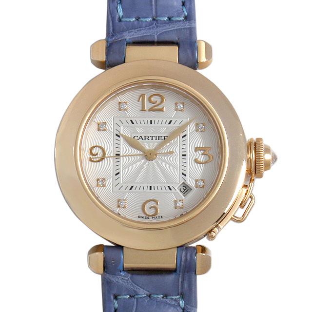 【48回払いまで無金利】カルティエ パシャ 32mm WJ111056 レディース(0A7PCAAU0001)【中古】【腕時計】【送料無料】