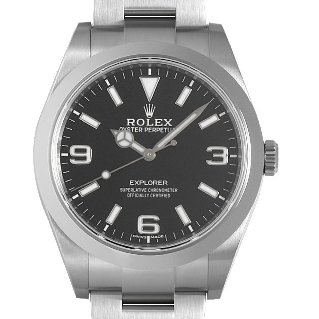 【48回払いまで無金利】ロレックス エクスプローラー 214270 最新型 メンズ(0EKGROAN0002)【新品】【腕時計】【送料無料】