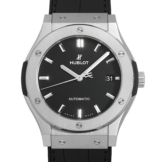 【48回払いまで無金利】ウブロ クラシックフュージョン チタニウム 511.NX.1171.LR メンズ(009FHBAN0135)【新品】【腕時計】【送料無料】
