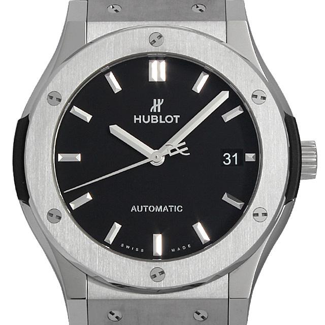 【48回払いまで無金利】ウブロ クラシックフュージョン チタニウム 511.NX.1171.RX メンズ(007NHBAN0029)【新品】【腕時計】【送料無料】