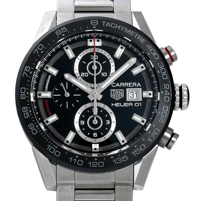 【48回払いまで無金利】タグホイヤー ホイヤー01クロノグラフ CAR201Z.BA0714 メンズ(0671THAN0115)【新品】【腕時計】【送料無料】