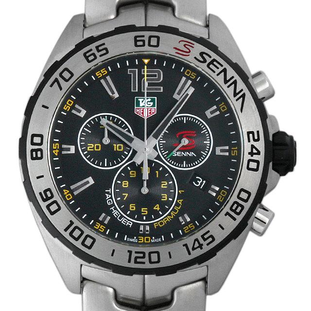 タグホイヤー フォーミュラ1 アイルトン・セナ エディション CAZ1013.BA0883 メンズ(0671THAN0105)【新品】【腕時計】【送料無料】