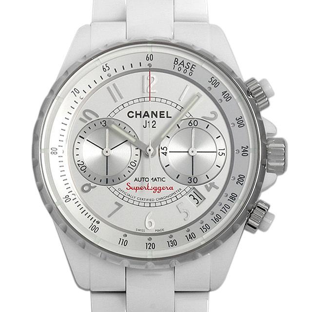 シャネル J12 スーパーレッジェーラ H3410 メンズ(0671CHAN0113)【新品】【腕時計】【送料無料】