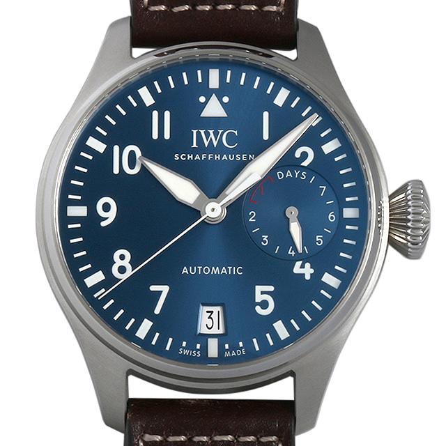 【48回払いまで無金利】IWC ビッグ・パイロット・ウォッチ プティ・プランス IW500916 メンズ(002NIWAN0016)【新品】【腕時計】【送料無料】
