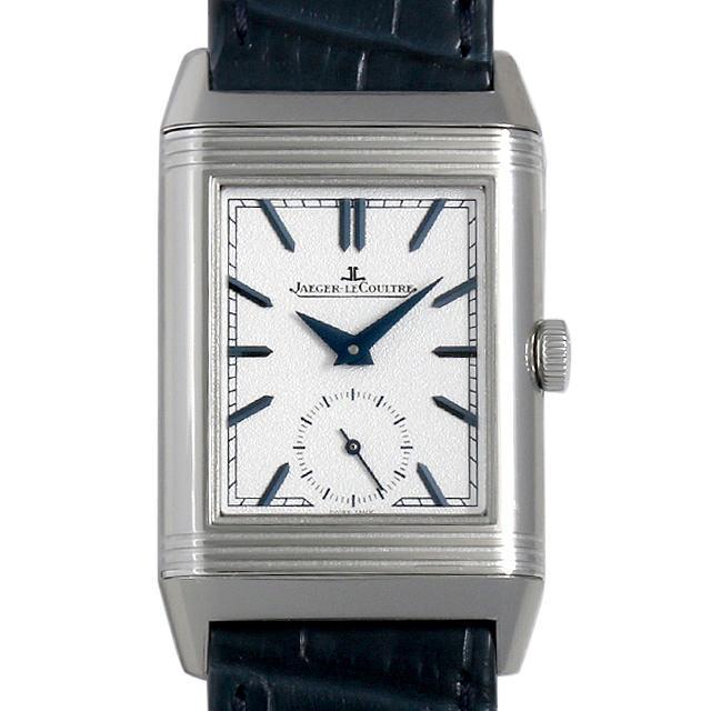 【48回払いまで無金利】ジャガールクルト レベルソ・トリビュート・デュオ Q3908420 メンズ(002NJLAN0001)【新品】【腕時計】【送料無料】