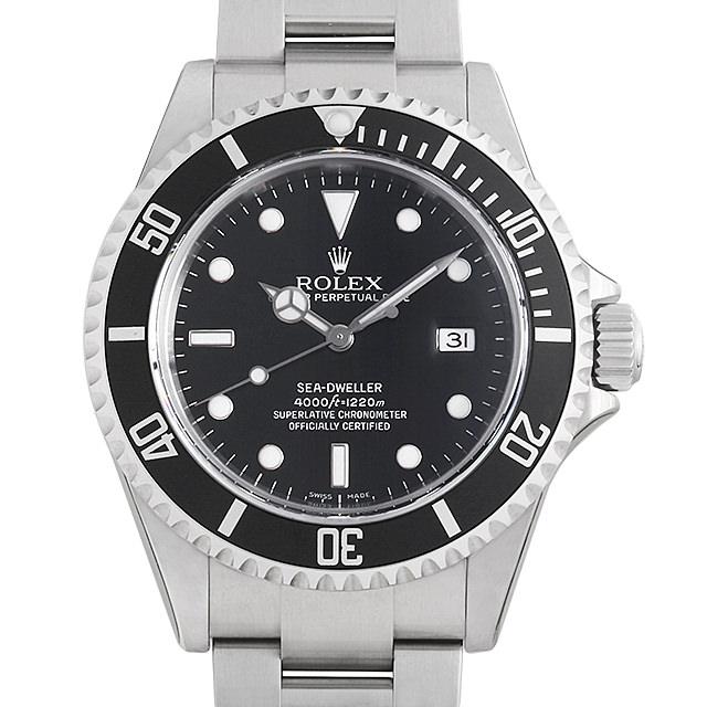 【48回払いまで無金利】ロレックス シードゥエラー M番 16600 メンズ(0FAPROAS0001)【中古】【未使用】【腕時計】【送料無料】