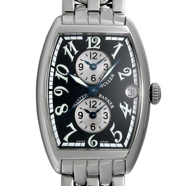 フランクミュラー マスターバンカー 2852MB OAC メンズ(001HFRAU0039)【中古】【腕時計】【送料無料】