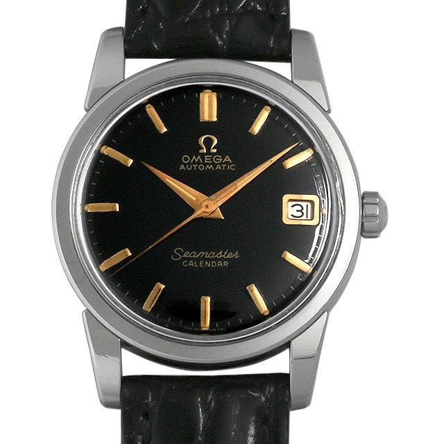 オメガ シーマスター カレンダー 2849 メンズ(006XOMAA0019)【アンティーク】【腕時計】【送料無料】