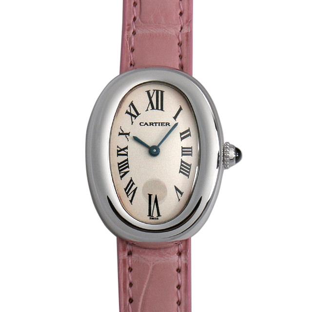 【48回払いまで無金利】SALE カルティエ ベニュワール W1516856 レディース(007UCAAU0067)【中古】【腕時計】【送料無料】