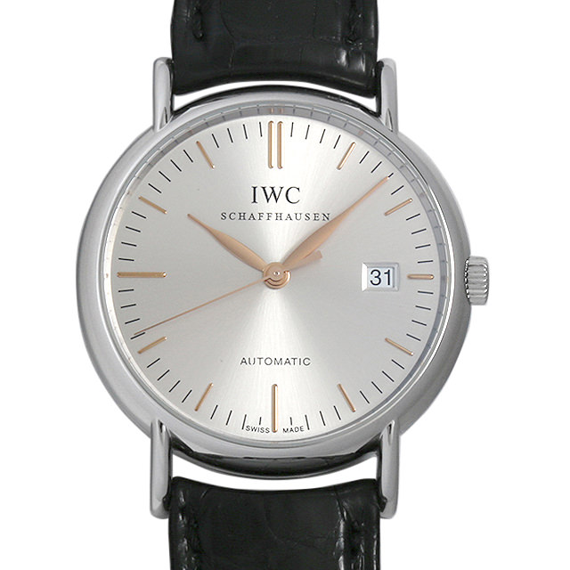 【48回払いまで無金利】IWC ポートフィノ IW356307 メンズ(008KIWAU0014)【中古】【腕時計】【送料無料】