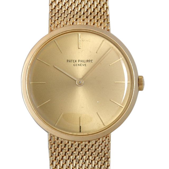 【48回払いまで無金利】パテックフィリップ カラトラバ 3562/1J メンズ(07POPPAA0001)【アンティーク】【腕時計】【送料無料】